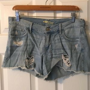 Old Navy Distressed Cut Off Shorts